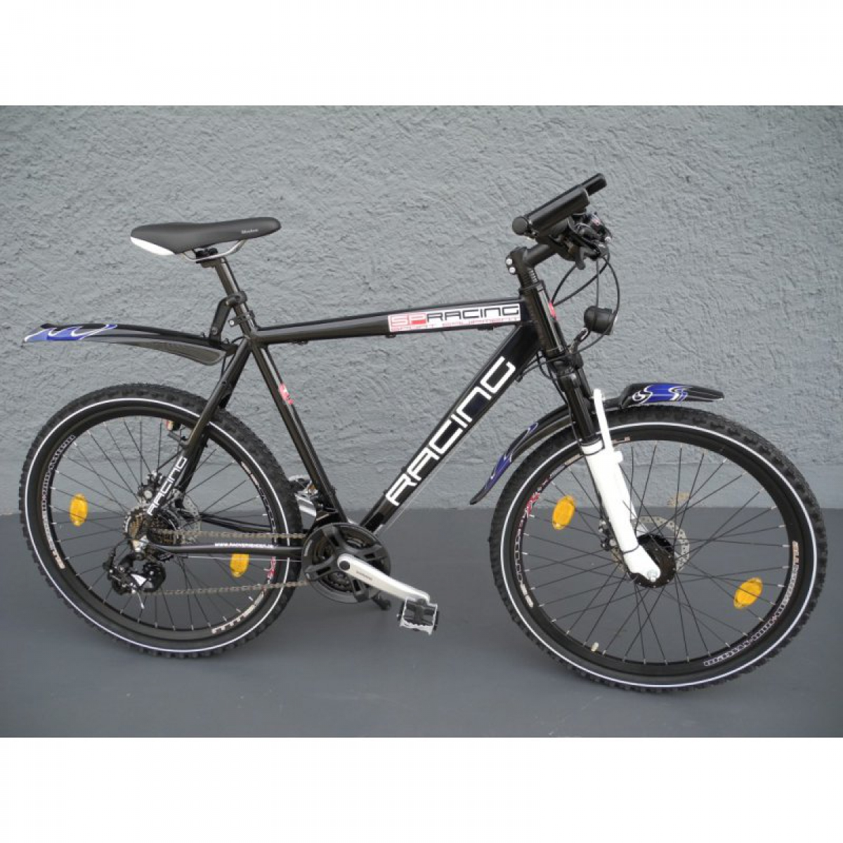 26 zoll alu mtb fahrrad 21 gang shimano nabendynamo stvzo. Black Bedroom Furniture Sets. Home Design Ideas