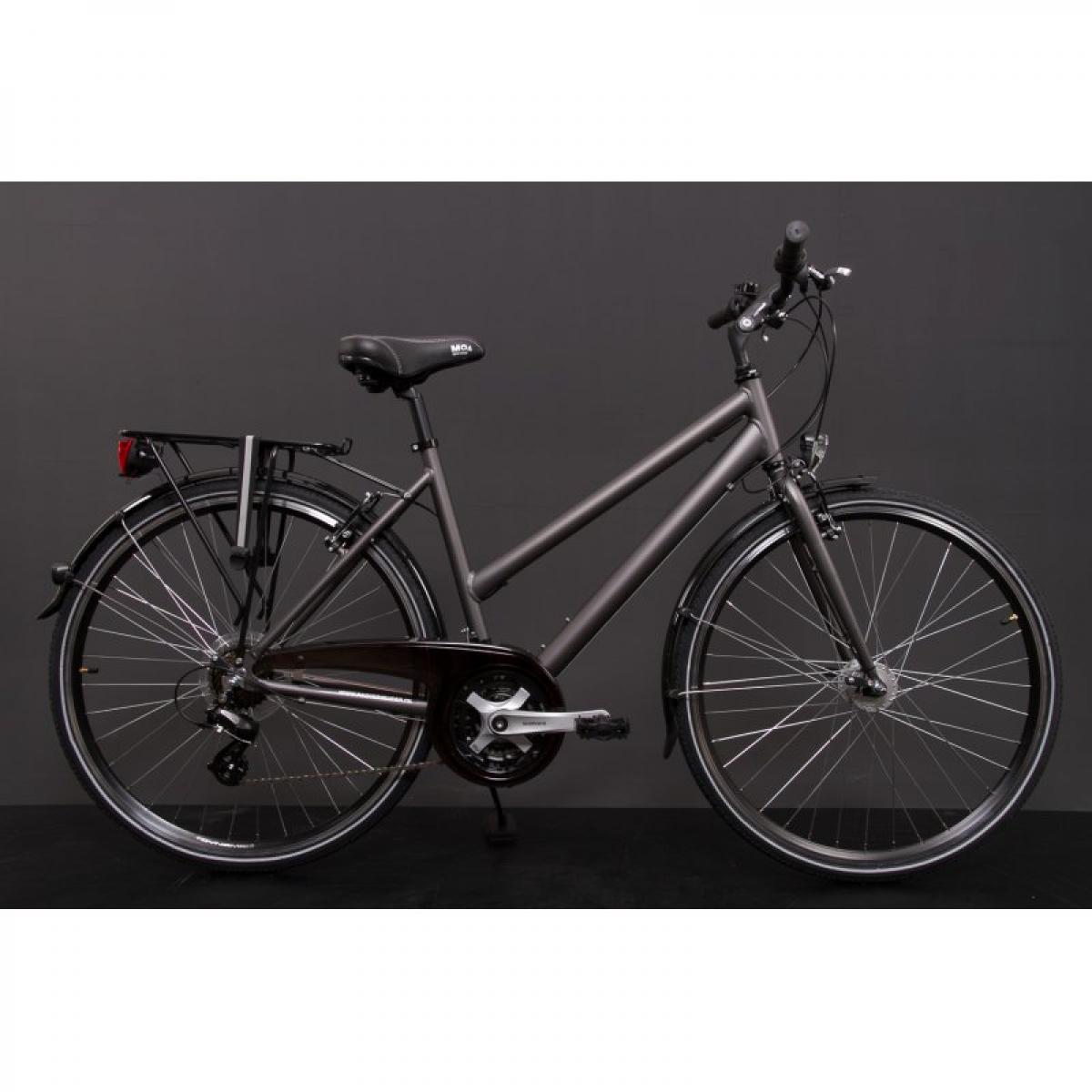 28 zoll alu mifa damen trekkingbike fahrrad shimano 21. Black Bedroom Furniture Sets. Home Design Ideas
