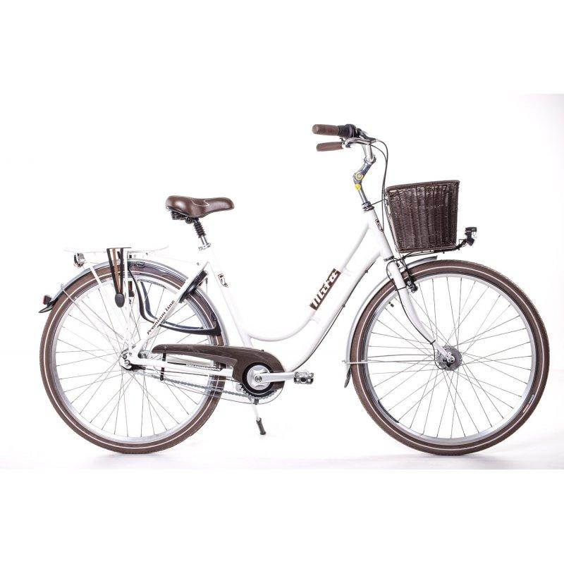 28 zoll alu damen mifa city fahrrad 7 gang shimano nexus. Black Bedroom Furniture Sets. Home Design Ideas