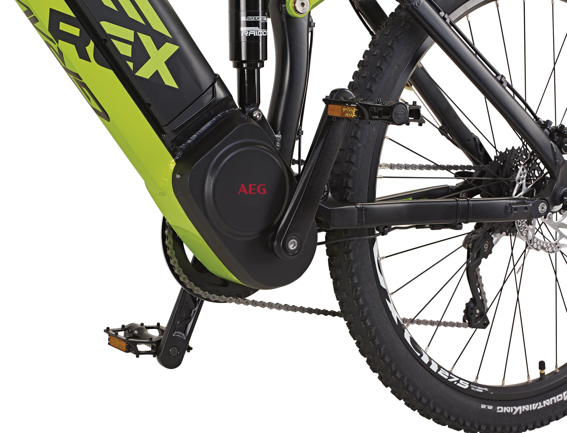 rex e bike alu full suspension e mtb 650b 27 5 graveler e8 9 your online bicycle shop. Black Bedroom Furniture Sets. Home Design Ideas