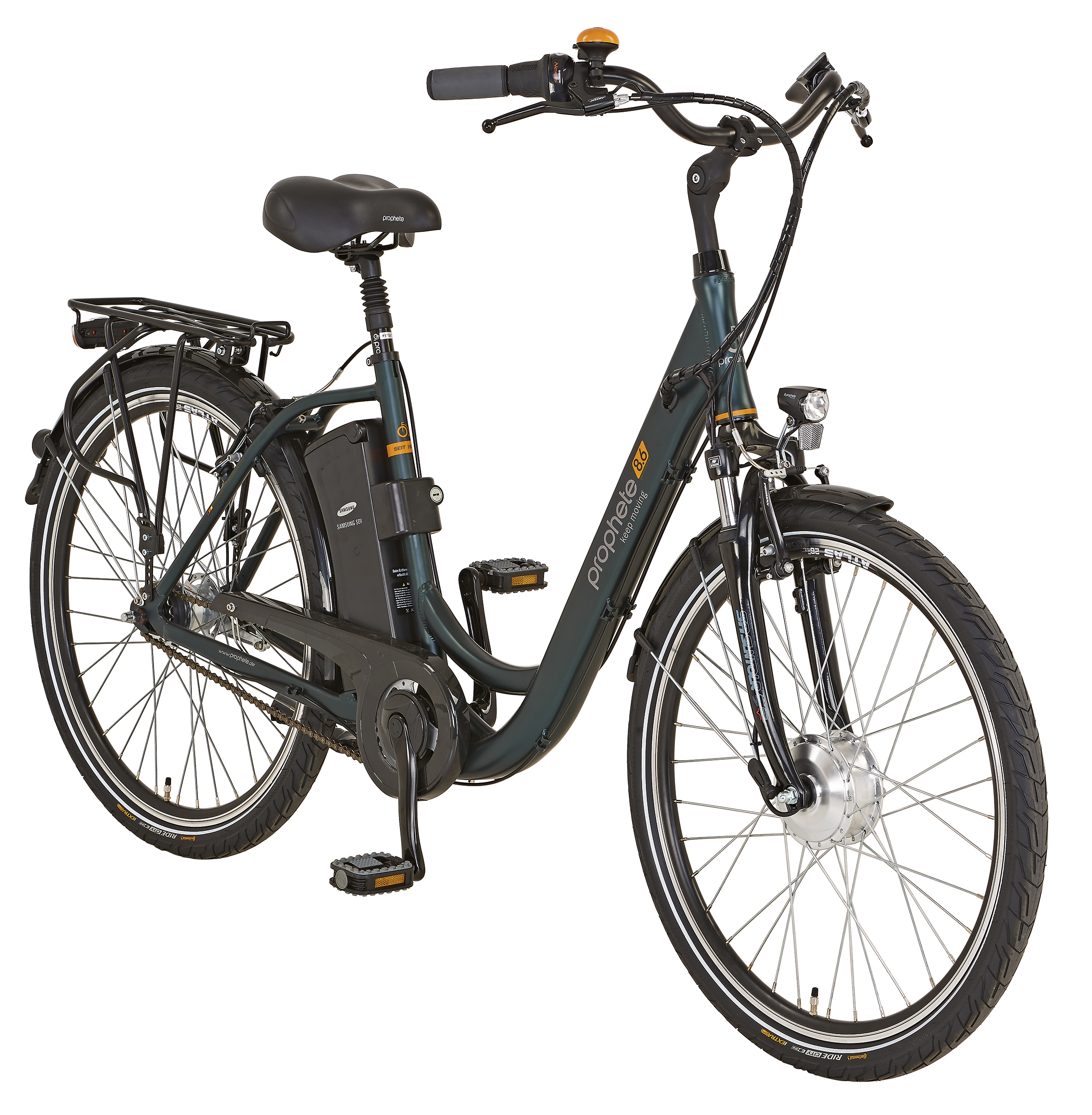 prophete e bike alu city 26 geniesser e8 6 damen ihr fahrrad online shop bei. Black Bedroom Furniture Sets. Home Design Ideas