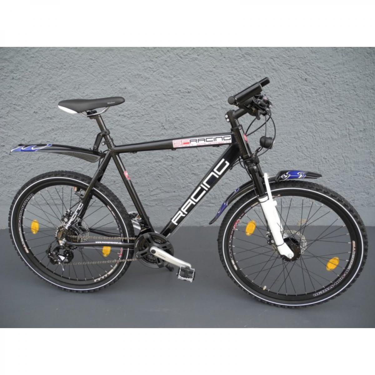 26 zoll alu mtb fahrrad 21 gang shimano nabendynamo stvzo disc ihr fahrrad online shop bei