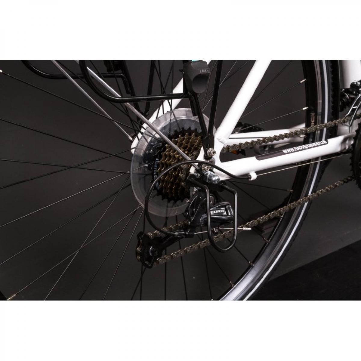 28 zoll alu fahrrad trekking damen rad shimano deore 24. Black Bedroom Furniture Sets. Home Design Ideas