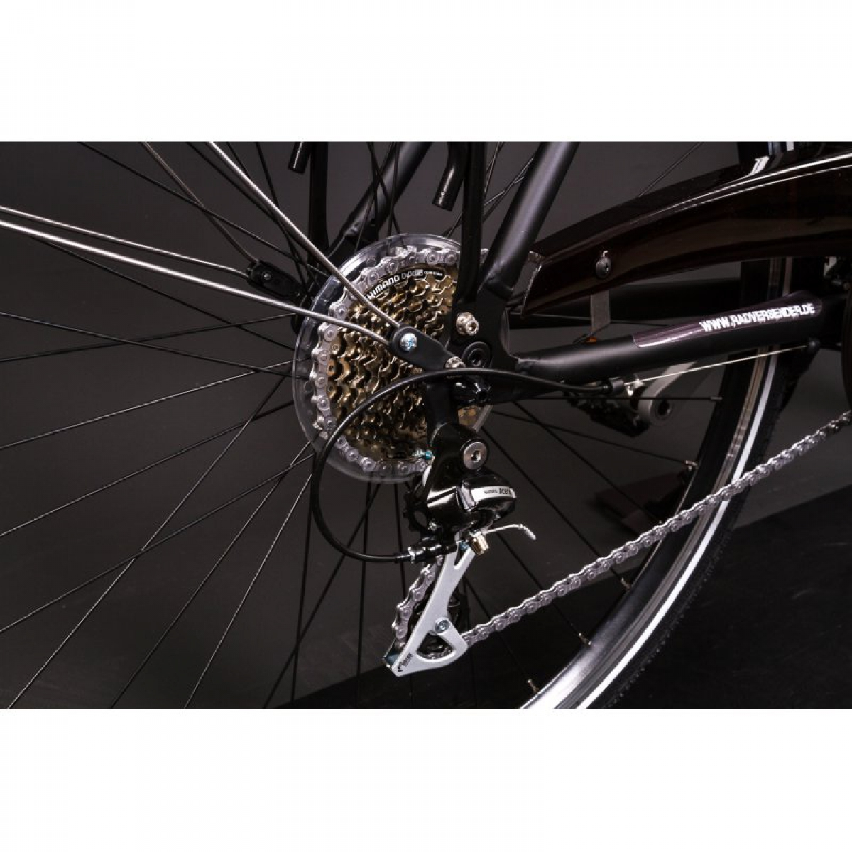 28 zoll alu herren bike trekking fahrrad shimano 24 gang. Black Bedroom Furniture Sets. Home Design Ideas