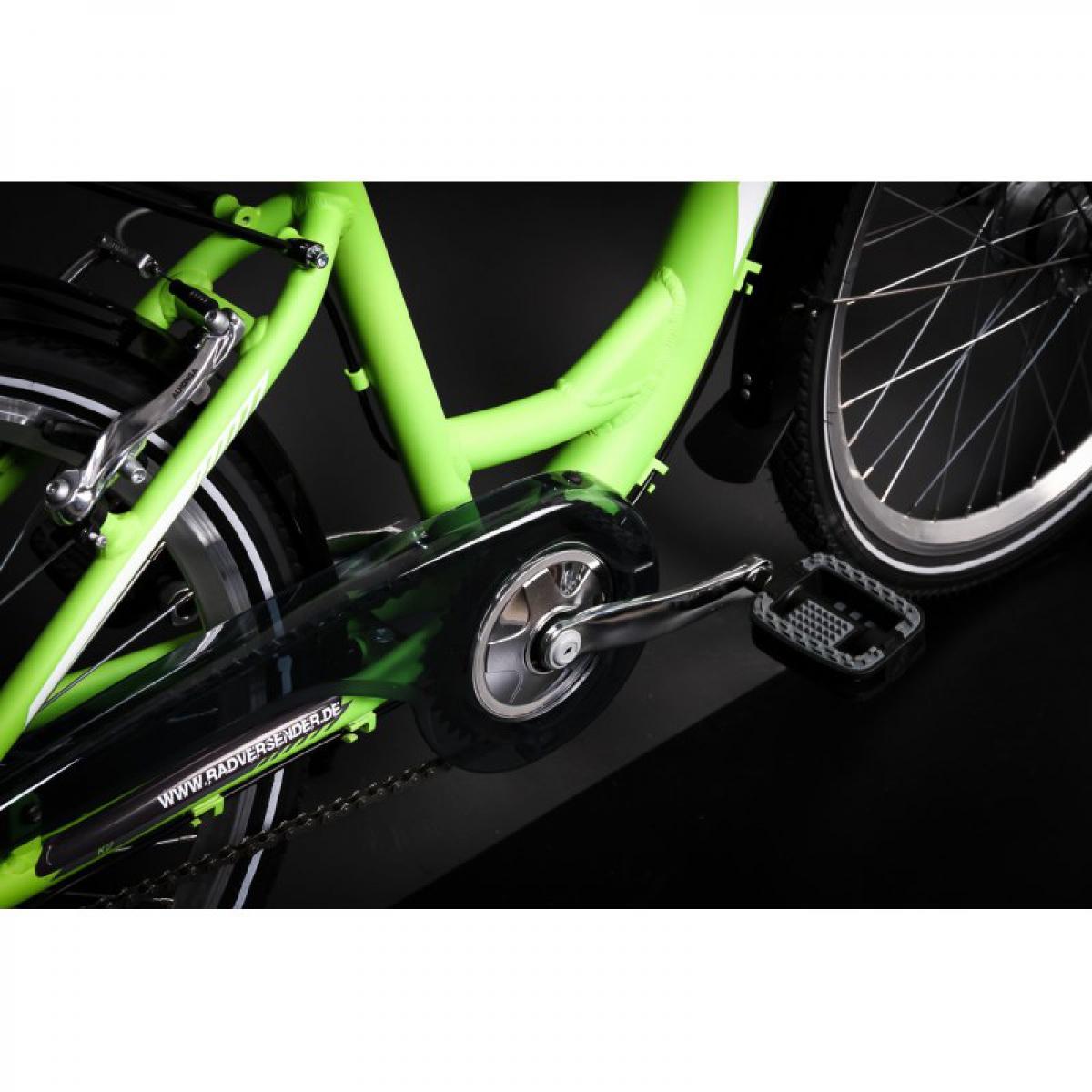 24 zoll alu m dchen fahrrad city bike shimano nexus 3. Black Bedroom Furniture Sets. Home Design Ideas
